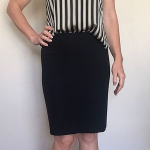 Old Navy Black Stretch Mini Skirt Sz XS